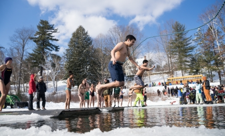 Polar Bear Swim 2014