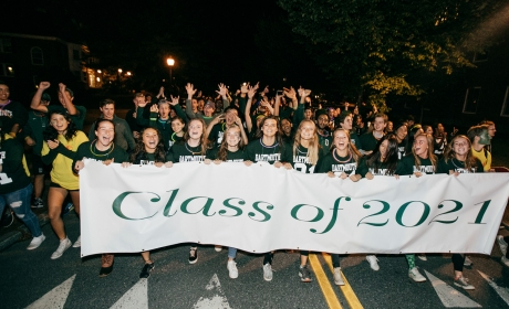 Class of 2021, Dartmouth Night
