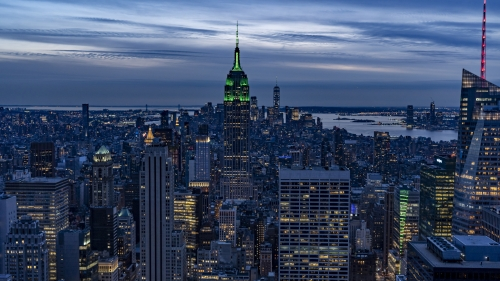 Greenlighting Day – New York City