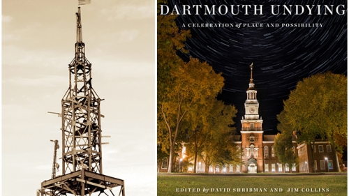 dartmouth Undying Book Jacket