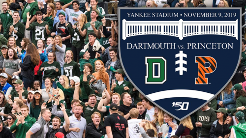 Dartmouth Game in Yankee Stadium Tickets