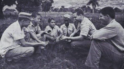 Peace Corps and Dartmouth Students