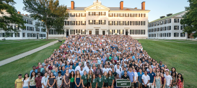 Dartmouth class of 2022 picture
