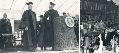 Eisenhower Commencement Address