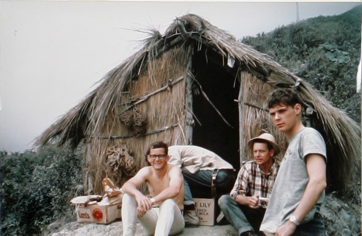 1967 Central America Earth Sciences trip