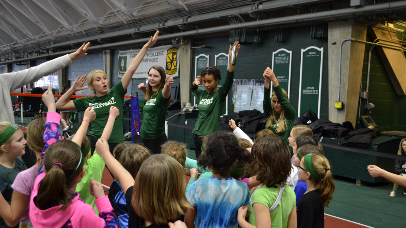 Dartmouth Athletics, Women and Girls Sports Day