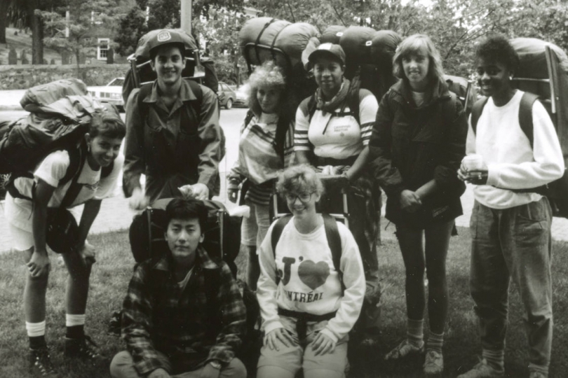 First Year Trips, 1987