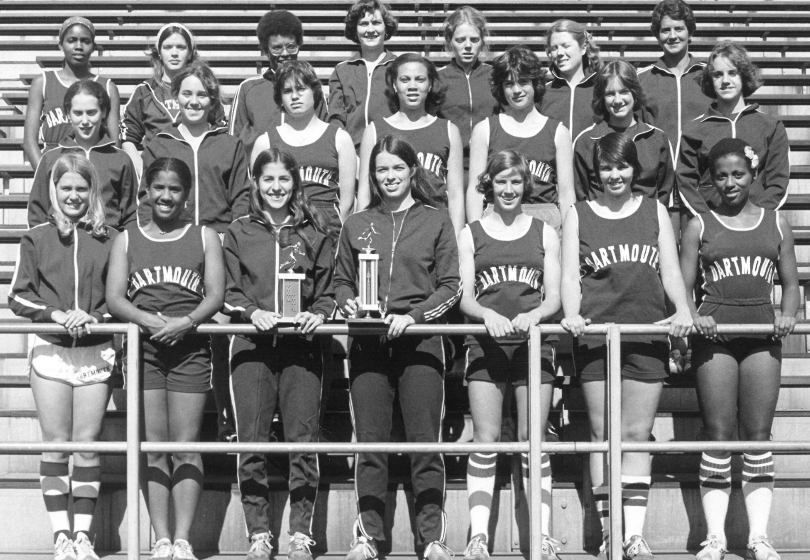 Dartmouth Track and Field 1978